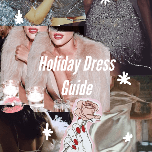 holiday dress guide